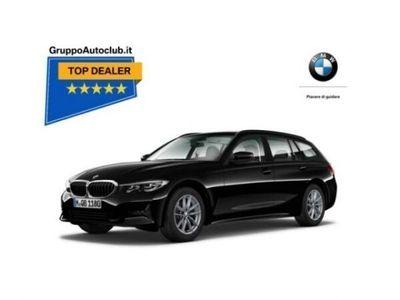 usata BMW 318 ANDERE d Touring Business Advantage aut.