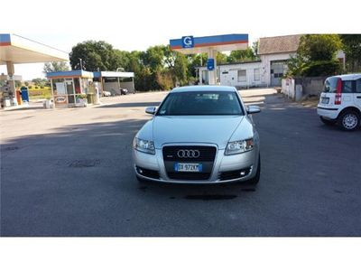 usata Audi A6 3.0 V6 TDI 240CV F.AP. qu. tip. Amb.