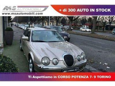 usata Jaguar S-Type (X200-X202) 3.0 V6 Executive Automatico Tetto Pelle