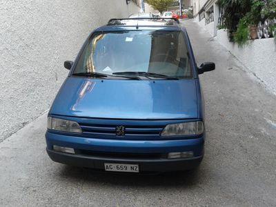 usata Peugeot 806 Turbo Sv Pullman Usato
