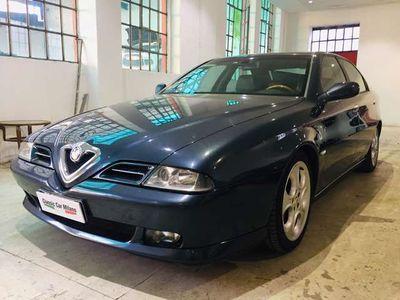 usata Alfa Romeo 166 2.5i V6 24V cat Distinctive