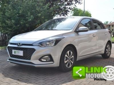 used Hyundai i20 1.2 5p. Tech