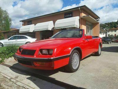 usata Chrysler Le Baron Cabriolet 1989