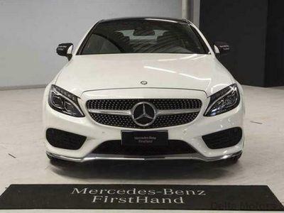 usata Mercedes C250 Classe C-C205 Coupe Diesel coupe d Premium Plus au