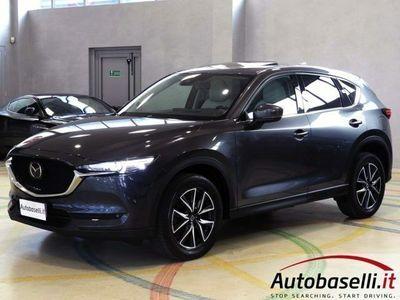 usata Mazda CX-5 2.2L SKYACTIV-D 175CV 4WD EXCLUSIVE