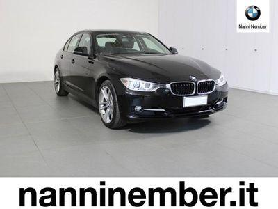 usata BMW 328 i xDrive Berlina sport