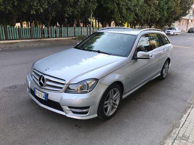 używany Mercedes 220 classe C swCDI