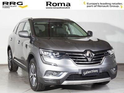 brugt Renault Koleos 2.0 dci Intens 175cv 4x4 x tronic 2017