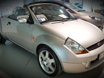 gebraucht Ford StreetKa 1.6 Leather