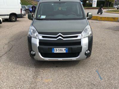 brugt Citroën Berlingo 1.6 HDi xtr