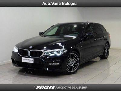 usata BMW 520 Serie 5 Touring (G30/G31) d aut. Touring Msport