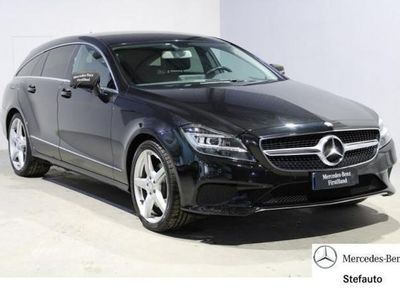 used Mercedes CLS250 SW BlueTEC 4Matic Sport