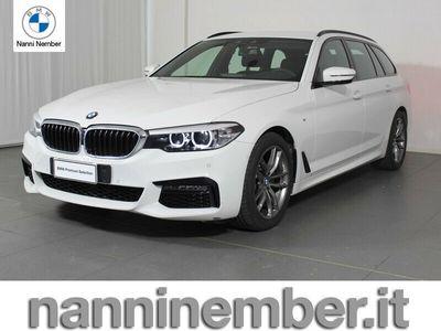 usata BMW 520 d xDrive Touring Msport M Sport