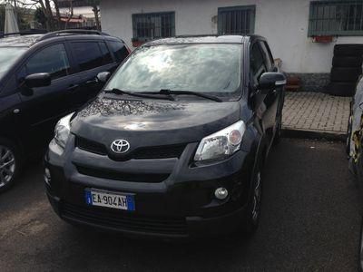 brugt Toyota Urban Cruiser SOL 4X4 NAVI