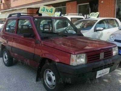 usata Fiat Panda 4x4 1000 i.e. cat CLX ISCRITTA ASI - CONTO VENDITA