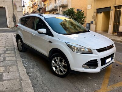 usata Ford Kuga 2.0 TDCi 163 CV 4WD Titanium - 2014
