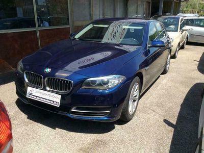 usata BMW 525 525 d xDrive Touring Luxury