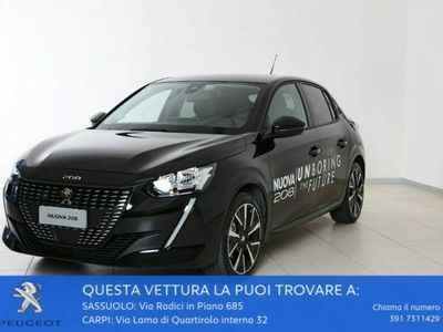 usata Peugeot 208 PureTech 100 Stop&Start 5 porte Allure Navi Pack