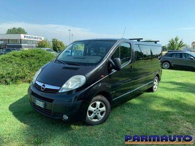 used Opel Vivaro 29 2.5 CDTI PC-TN Combi 9 posti