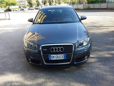 usata Audi A3 2ª serie - 2008 s.line 170cv