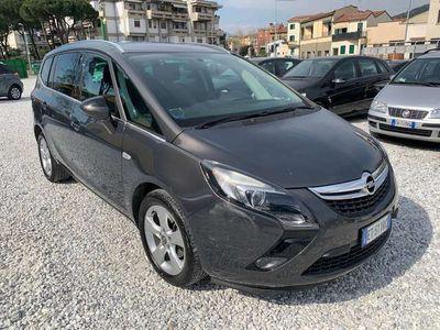 usata Opel Zafira 1.6 16V ecoM 150CV Turbo 7 Posti