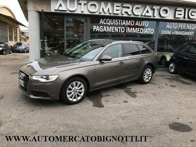 usata Audi A6 Avant 3.0 TDI 245 CV quattro S tronic Business plu