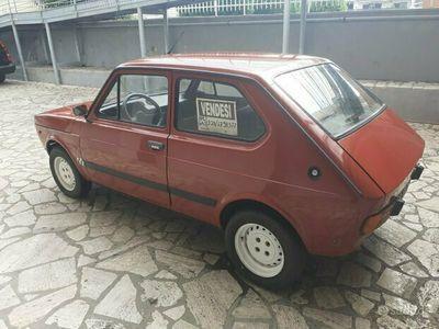 usata Fiat 127 - 1980 imp. GPL