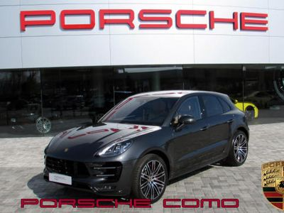 usata Porsche Macan Turbo 3.6 Performance-IVA ESPOSTA-FULL OPTIONAL