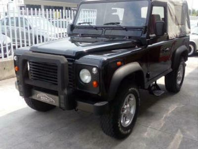 used Land Rover Defender 90 2.5 Td5 Soft-Top E