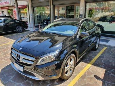usata Mercedes GLA200 d Automatic 4Matic Premium NAVI CAMERA rif. 11792471
