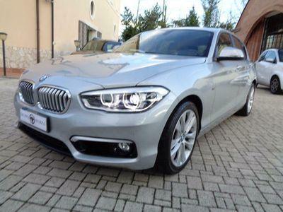 usata BMW 120 Serie 1 (F20) 5p. Urban 190 CV navigazione.