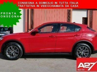 usata Alfa Romeo Stelvio 2.0 Turbo 280CV AT8 Q4 Executive TETTO APRIBILE