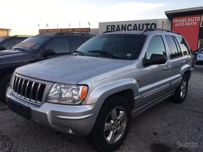 gebraucht Jeep Grand Cherokee 2.7 CRD cat Limited