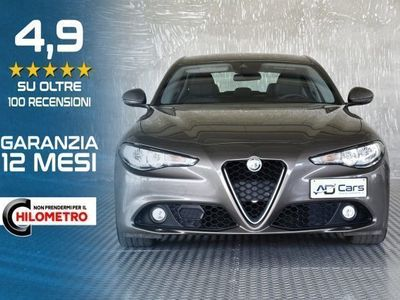 begagnad Alfa Romeo Giulia 2.2 Turbodiesel 150 CV AT8 Super