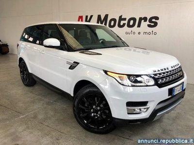 brugt Land Rover Range Rover 3.0 TDV6 HSE Black & White Edition Salsomaggiore Terme