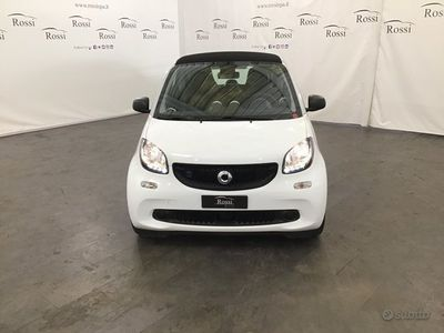 usata Smart ForTwo Coupé Eq Youngster My19 U45050