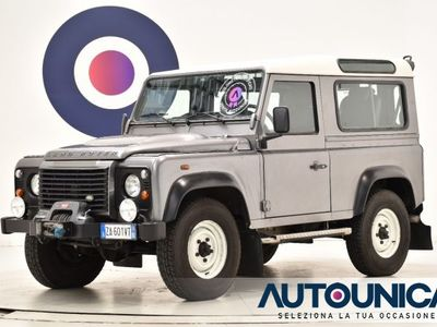 brugt Land Rover Defender 90 2.4 TD4 4X4 CLIMA VERRICELLO GANCIO TRAINO rif. 9867720