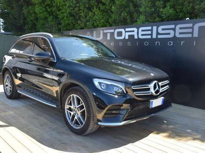 usata Mercedes GLC250 d 4MATIC, AMG PACK, MULTIBEAM LED