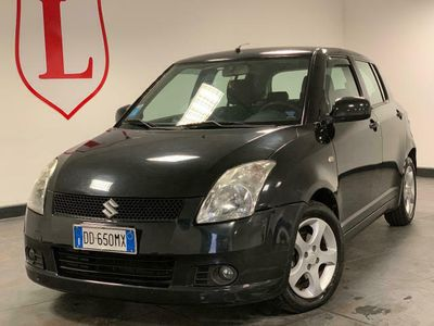 usata Suzuki Swift 1.3 92CV posit GPL GARANZIA FULL OPTIONALS