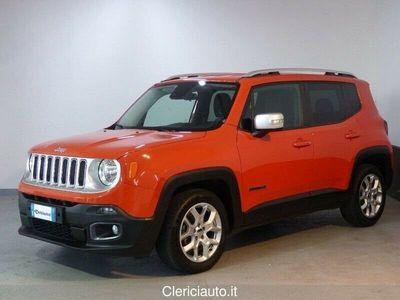 usata Jeep Renegade 1.6 Mjt 120 CV Limited (NAVI)