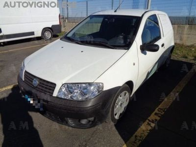 usata Fiat Punto 1.3 MJT 16V 3p. 2p.ti Van
