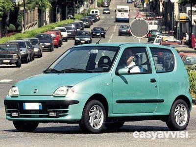 used Fiat Seicento 1.1i cat EL