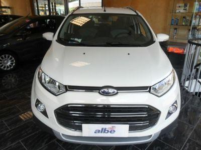 usata Ford Ecosport 1.5 TDCi 90 CV Plus