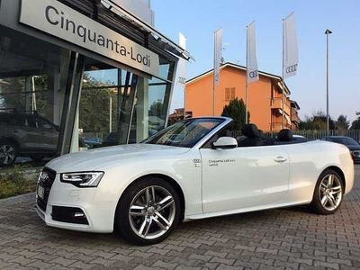 usado Audi A5 Cabriolet 2.0 TDI clean diesel multitronic Business P