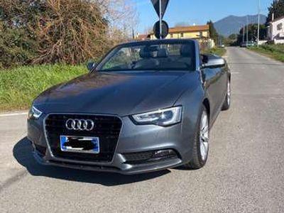 usata Audi A5 Cabriolet 1.8 TFSI multitronic