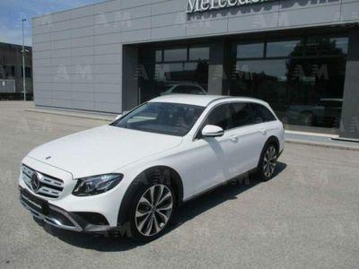 usata Mercedes 400 Classe E Station Wagond 4Matic Auto Premium Plus All-Terrain nuova a Susegana