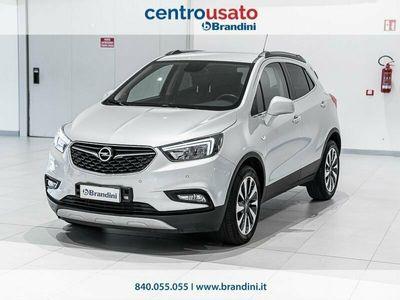 usata Opel Mokka X 1.6 cdti Innovation s&s 4x2 136cv my18