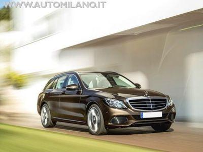 gebraucht Mercedes C220 d S.W. Auto Sport