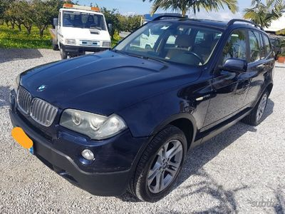usado BMW X3 3.0 d