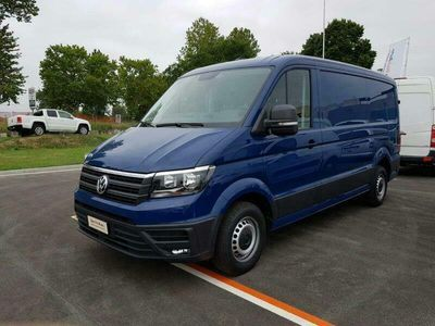 brugt VW Crafter Crafter35 2.0BiTDI177 PL 4p.Furg. Bsn
